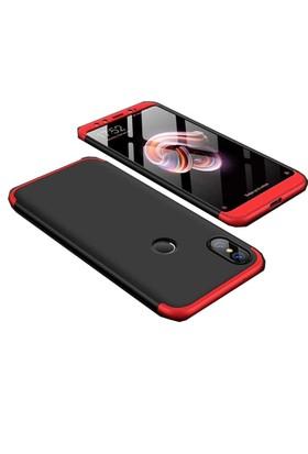 Teleplus Xiaomi Mi 8 360 Ays Sert Rubber Kapak Kılıf Karışık Renk