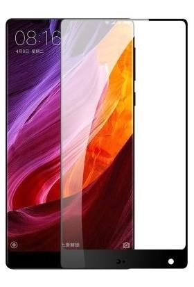 Teleplus Xiaomi Mi Mix 2S 5D Tam Kapatan Ekran Koruyucu Cam Siyah