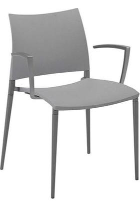 Tilia Neptün Sandalye Gri