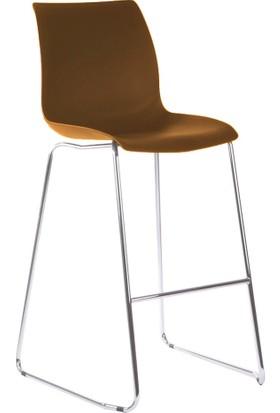 Tilia Lazer Bar Sandalye Ahşap Rengi