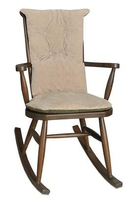 Moon Design Teksas Ceviz Kollu Sallanan Sandalye
