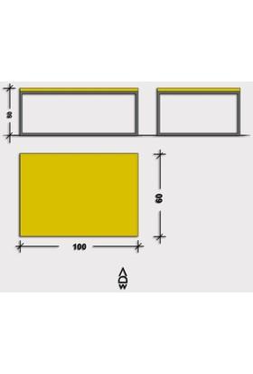 Masif Mobilya Sehpa No:3 120X60 Cm