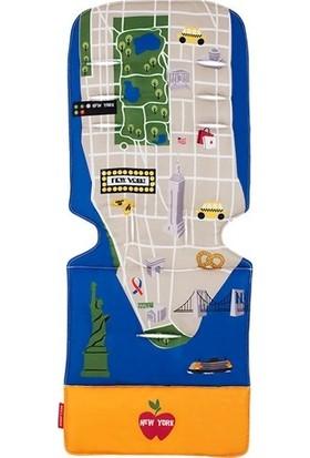 Maclaren Universal New York City Map İç Ped