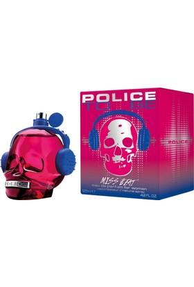 Police To Be Miss Beat Edp125ml
