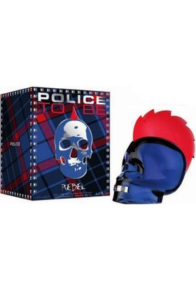 Police To Be - Rebel Edt Erkek 125ml