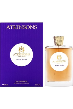 Atkinsons Amber Empire Edt 100 ml