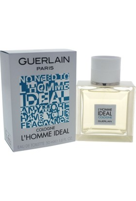 Guerlain L'Homme İdeal Cologne 50 ml Edt