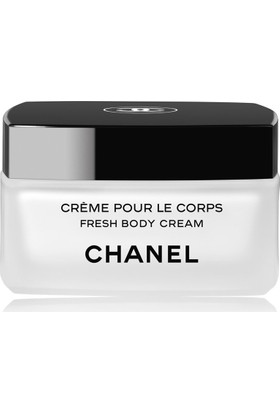 Chanel Les Exclusifs De Fresh Body Cream