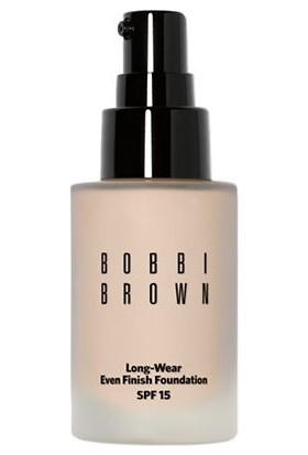 Bobbi Brown Long-Wear Even Finish Foundation-Wam İvory 1