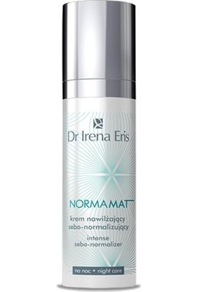 Dr.İrena Eris İntense Sebo - Normalizer Night Cream - Yoğun Sebo - Gece Kremi