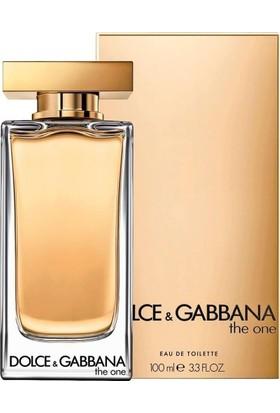 Dolce Gabbana The One Edt 100 ml Kadın Parfümü
