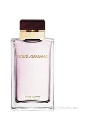 Dolce Gabbana Pour Femme Edp 50 ml Bayan Parfümü