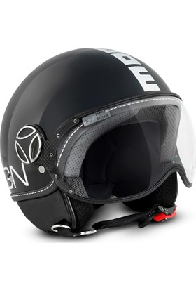 Momo Design Fgtr Classic Antrasit Small Kask