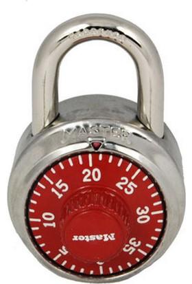 Master Lock USA 1-7/8İN Kasa Şifreli 30MM Kilit 1503