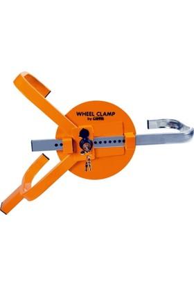 Lampa Wheel Clamp Yüksek Güvenlikli Araç Lastik Kelepçesi 65405