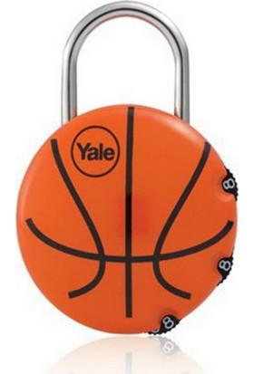 Yale 3 Şifreli Basketbol Asma Kilit