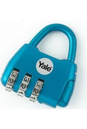 Yale 3 Şifreli Novelty-2 Asma Kilit