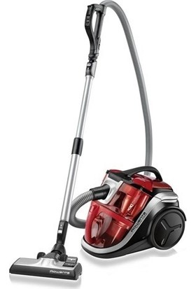 Rowenta Ro8333 Silence Force Multi Cyclonic Kırmızı Elektrikli Süpürge