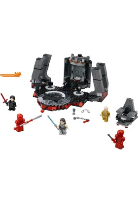 LEGO Star Wars 75216 Snoke'un Taht Odası