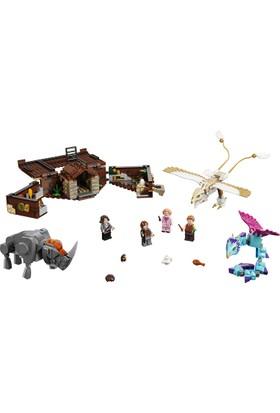 LEGO Harry Potter 75952 Newt'un Sihirli Yaratıklar Bavulu