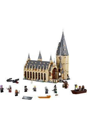 LEGO Harry Potter 75954 Hogwarts Büyük Salon