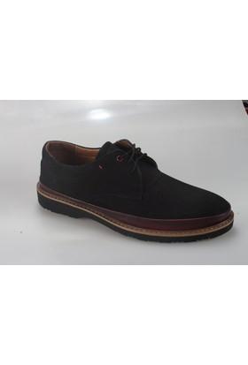 Suat Baysal Salur 308 Erkek Deri Günlük Ayakkabı