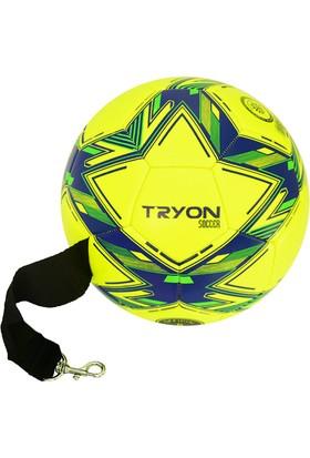 Tryon Soccer Dikişli 5 No Sarkaç Futbol Topu