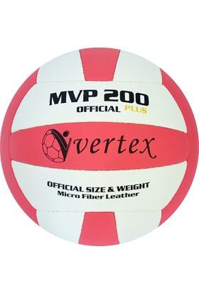 Vertex MVP200 Plus Dikişli 5 No Voleybol Topu Kırmızı Beyaz