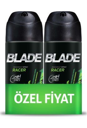 Blade Racer 2'li Erkek Deodorant 150 ml
