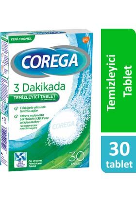 Corega 30'lu Temizleyici Tablet
