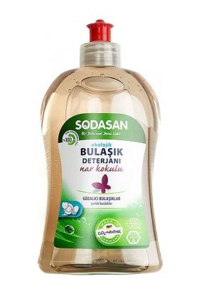 Sodasan Organik Elde Yıkama Bulaşık Deterjanı - Nar 500 ml.