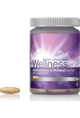 Oriflame Kadın için Multivitamin ve Mineral Takviye Edici Gıda