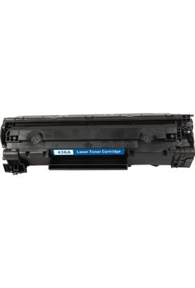 Premium® HP CB436A Muadil Toner