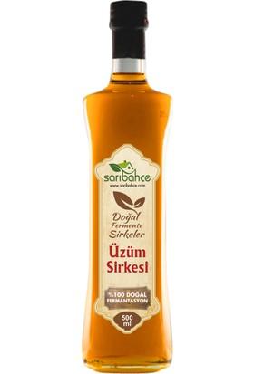 Sarıbahçe Doğal Üzüm Sirkesi 500 ml