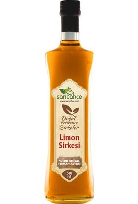 Sarıbahçe Doğal Limon Sirkesi 500 ml