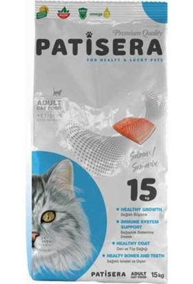 Patisera Yetişkin Kedi Maması Somon 15 Kg