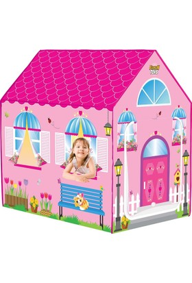 Furkan Toys Rüya Evi Kız Çocuk Oyun Çadırı