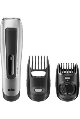 Braun Sakal Kesme Makinesi BT5090 - 0,5 mm büyüklüğündeki adımlarla mükemmel sakal tarzı için hassasiyette son nokta