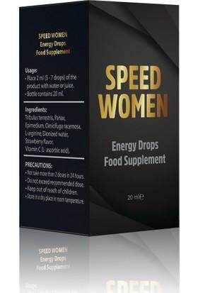Speed Women C Energy Drops Food Supplement