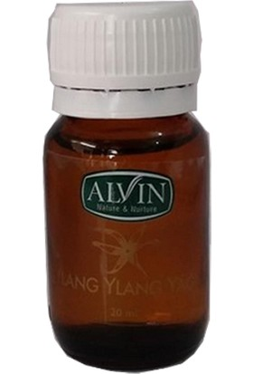 Alvın Nature Ylang Yağı 20ml