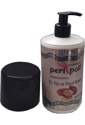 Peri Poll El Yüz Vücut Kremi 500ml