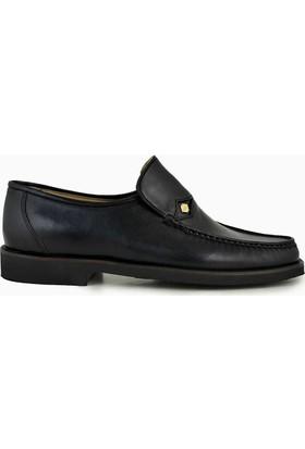 Nevzat Onay Vidala Kahverengi 102 - Rugan Siyah 401 Erkek Ayakkabı