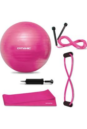 Dynamic Enjoy 5'Li Pilates Seti