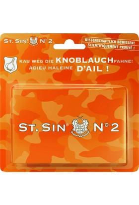 St. Sin No 2 - Ağızdaki Soğan & Sarımsak Kokusunu Yok Edici (5 Adet)