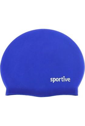 Sportive 453070204S Silikon Yüzücü Bonesi