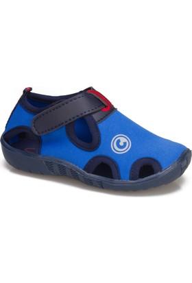 Crazy Kids Kız Erkek Çocuk Sandalet Aqua Deniz Ayakkabısı Terliği Mavi