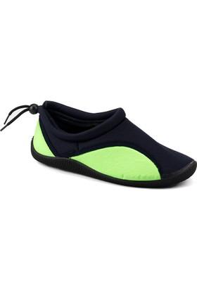 Ayakland Aqua Yeşil Havuz Plaj Rafting Erkek Bayan Deniz Ayakkabısı