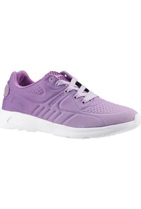 Viscon 103 Mor Günlük Yürüyüş Bayan Spor Ayakkabı
