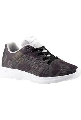 Viscon 101 Kamuflajlı Günlük Yürüyüş Bayan/Erkek Spor Ayakkabı