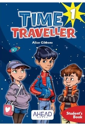 Time Traveller 1 student's Book +2 Cd - Alice Gibbons